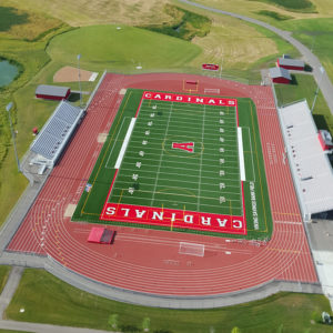 Alexandria High School Football Field