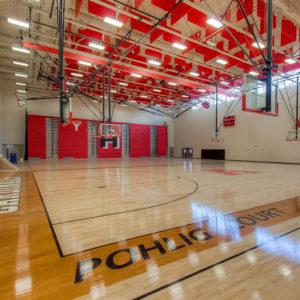 Alexandria High School Gymnasium