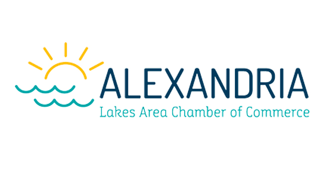 Alexandria MN chamber logo