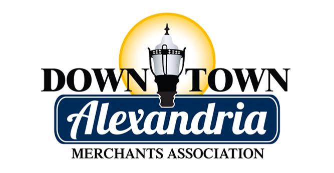 Downtown Alexandria MN logo