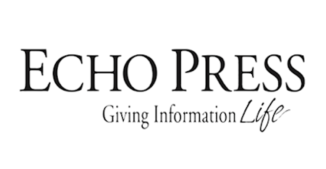 Echo Press - Alex, MN logo