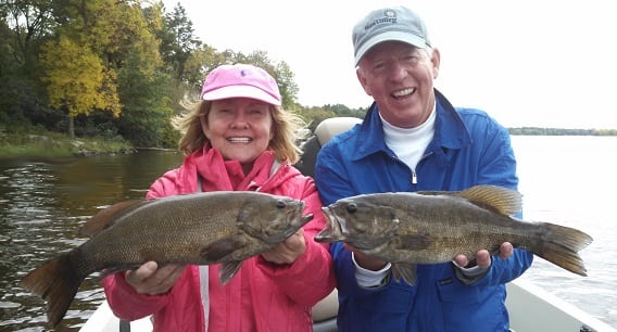 Big Smallmouth Double! SEASON GUIDE