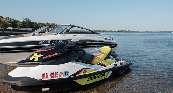 Watercraft Rentals in Alexandria MN
