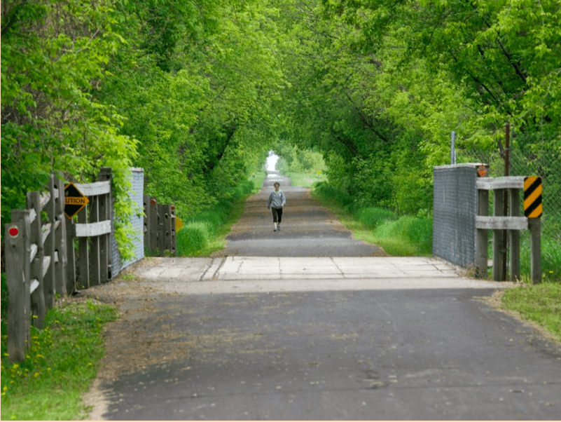 LakeWobegonTrail