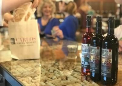 carlos creek winery2018