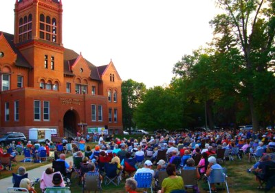 Concert at the Courthouse