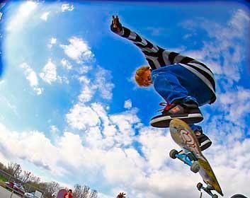 Fillmore Park skate park