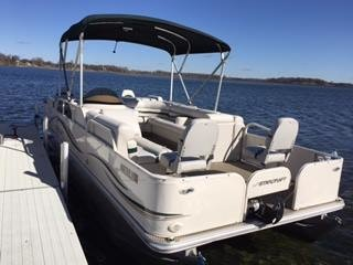 Garfield Marine Pontoon