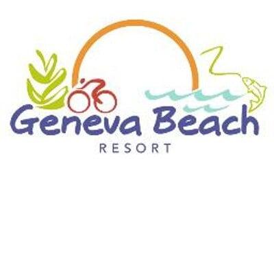 geneva beach resort logo