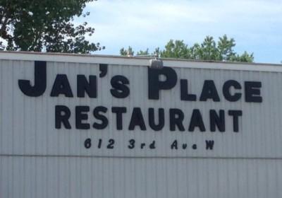 jans place