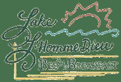 lake le homme bed breakfast logo
