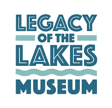 legacy of lakes museum logo