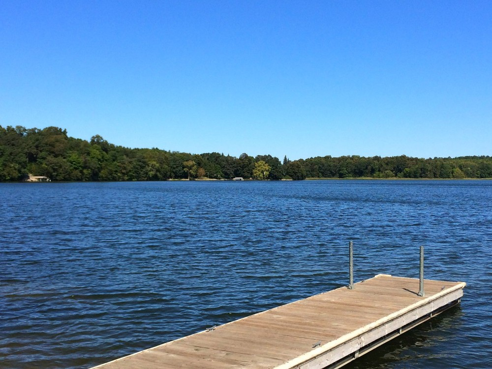 lobster lake dock