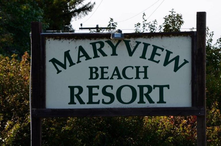 maryview beach logo