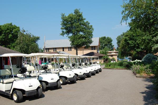 Pezhekee golf course