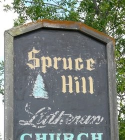 spruce hill church
