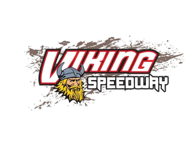 viking speedway logo