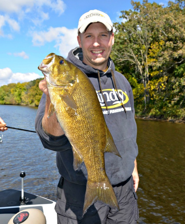 nice smallmouth bass