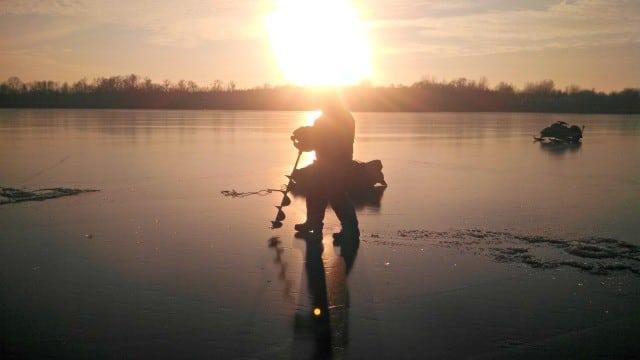 Alexandria Industries Ice Fishing Challenge