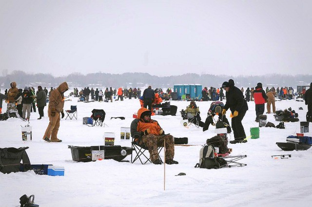Ice Fishing Challenge