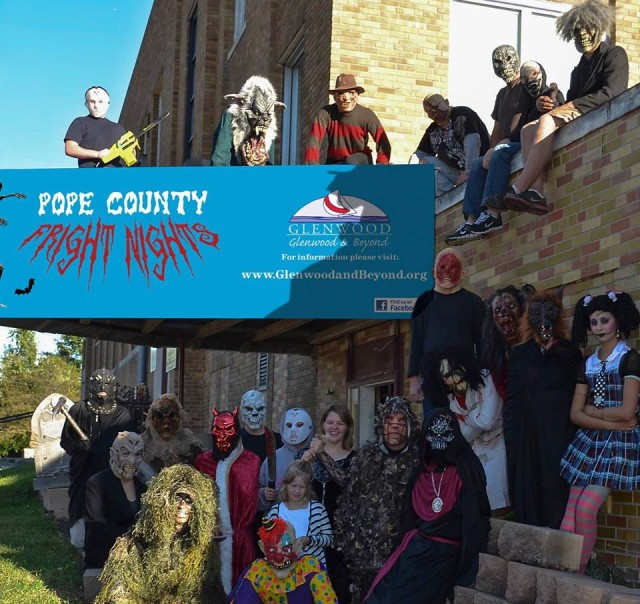 Pope Country fright nights