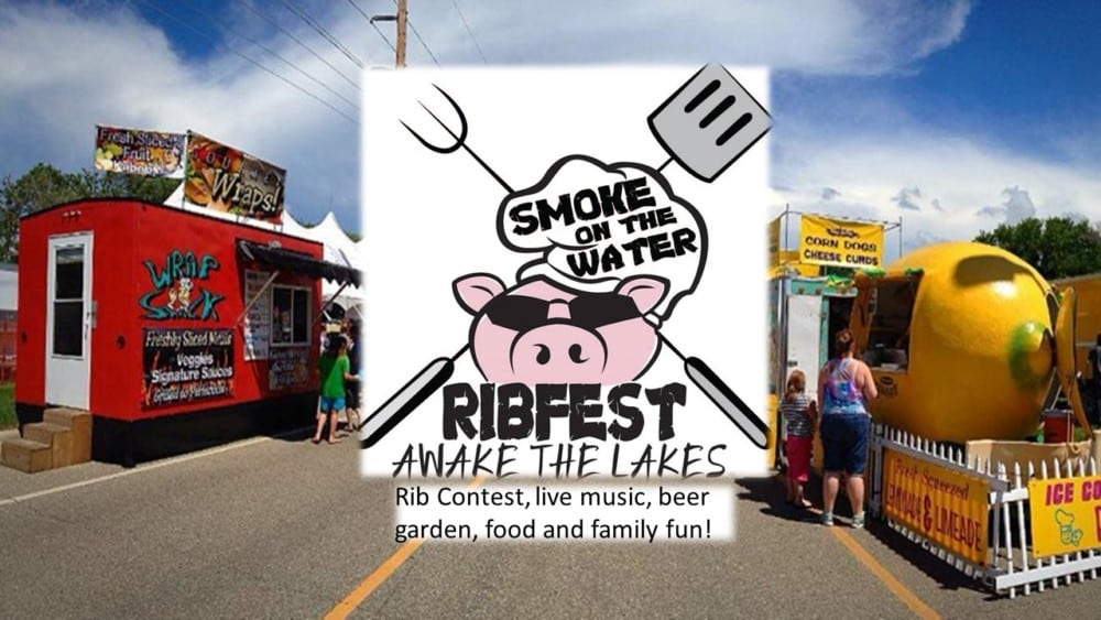 Awake the Lakes Ribfest 2019