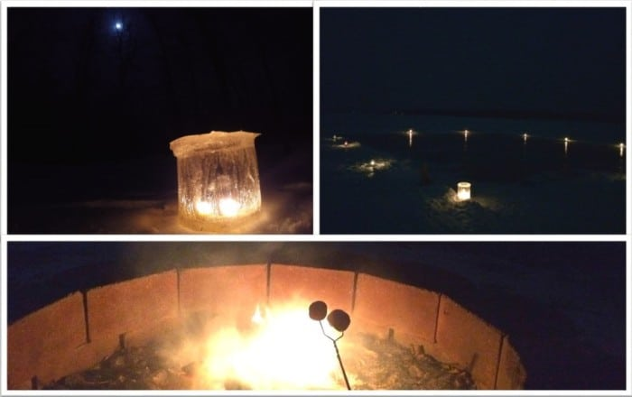 Candlelight Snowshoe & Hike
