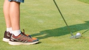 Golfers Feet
