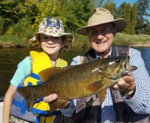 bass catch