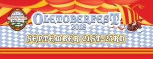 Oletoberfest Banner