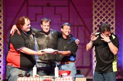 Quad Squad Improv Comedy Show