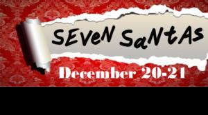 seven santas Facebook header