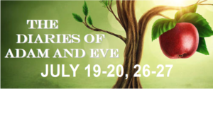 the diaries of Adam and Eve Facebook header