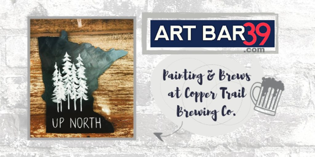 Paint & Brew at Copper Trail
