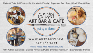 G'Day Art Bar