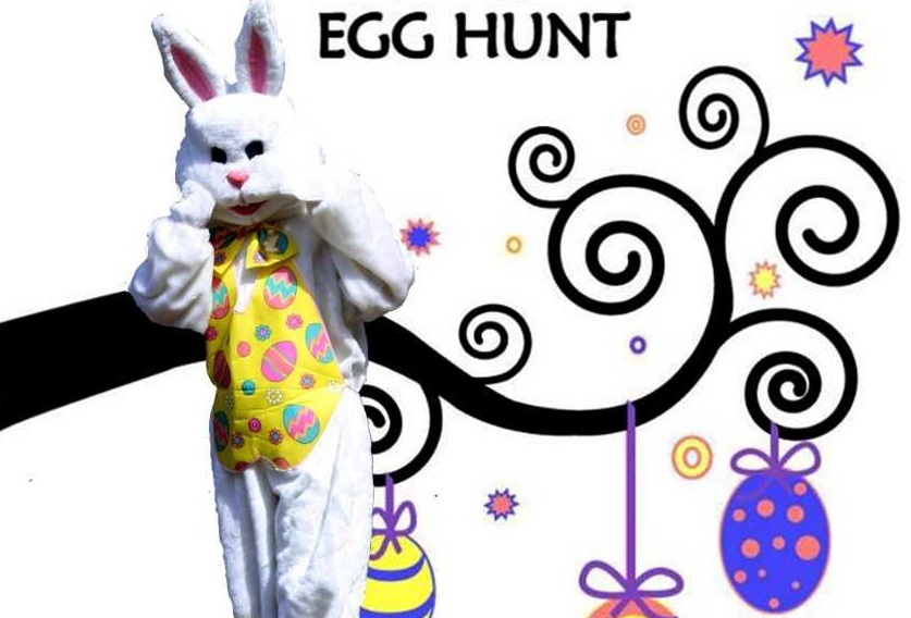 Egg Hunt & Spring Activities at Glacial Lakes State Park