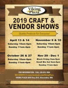vendor shows 2019