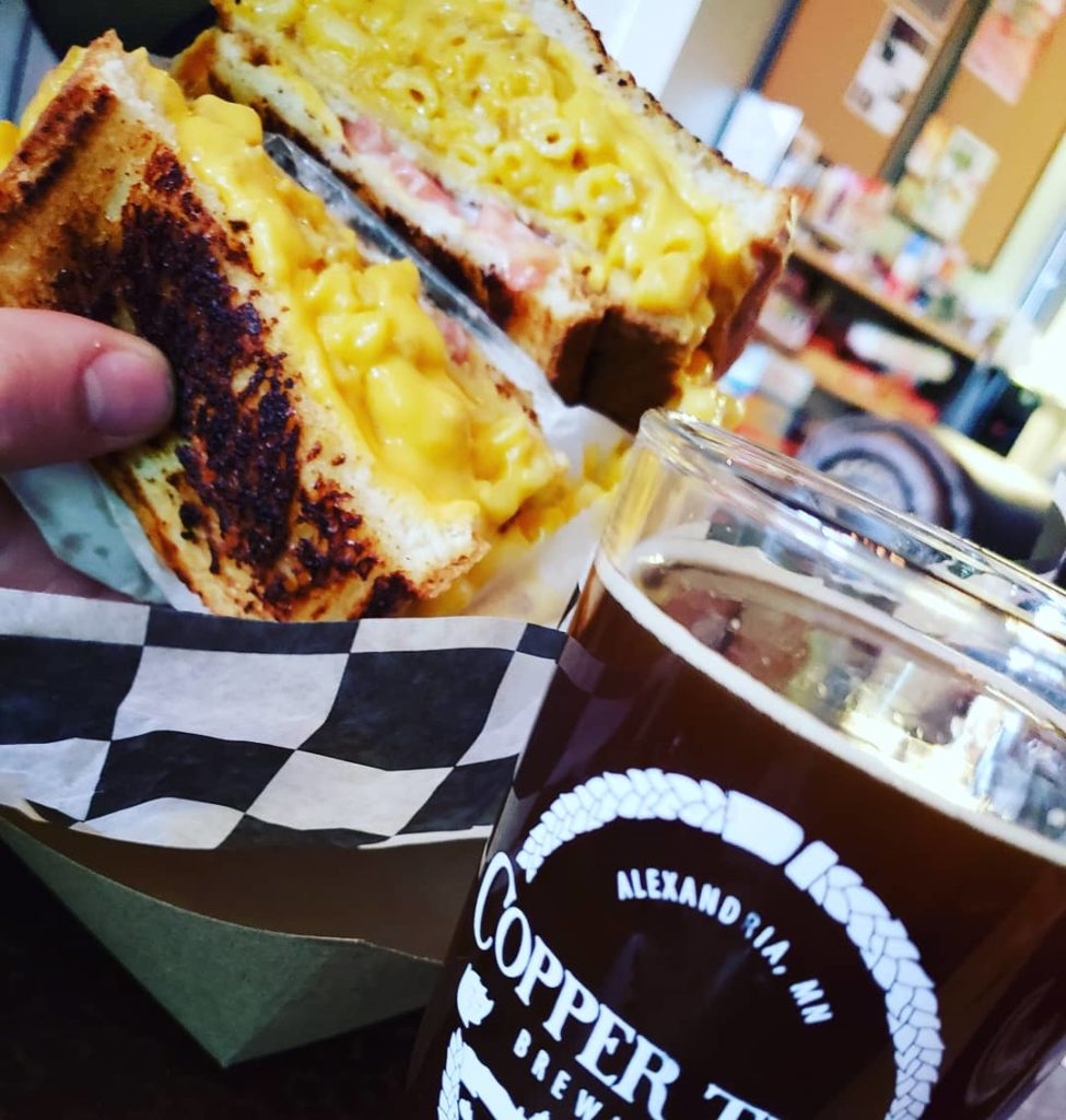 Food Truck at Copper Trail Brewing