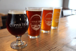 Copper Trail Beers