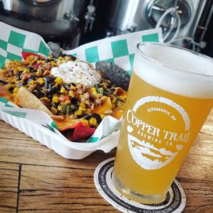Green Canteen Nachos_Copper Trail Brewing