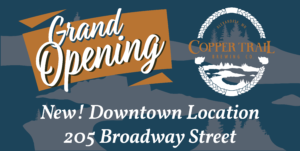 Copper Trail Grand Opening Event