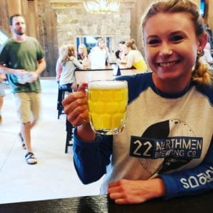 Beer at 22 Northmen Brewery