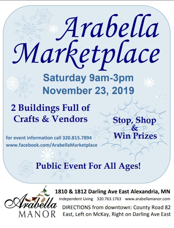 Arabella Marketplace