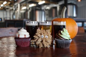 Halloween Cupcakes_Copper Trail Brewing