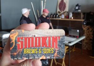 Smokin Brews at Copper Trail