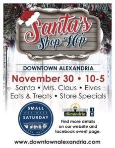 santas shop hop