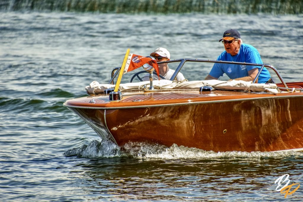 Legacy of the Lakes Classic Boat Show
