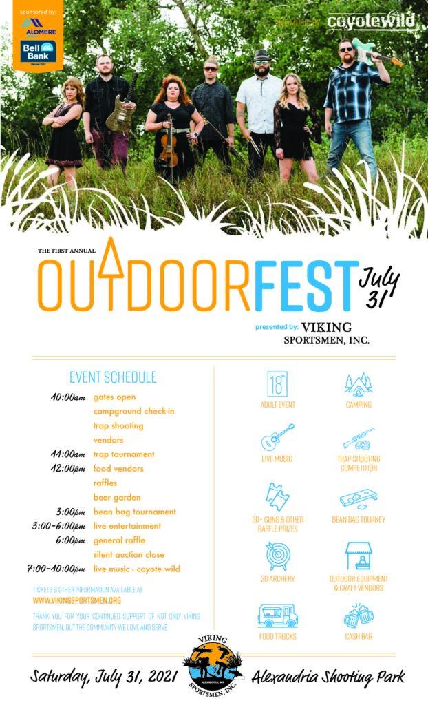 Outdoorfest Poster Update