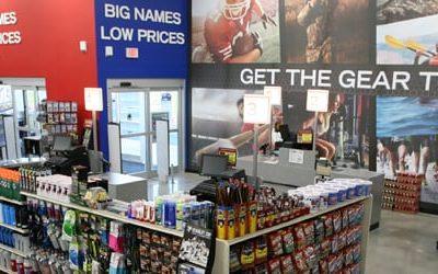 Dunhams New Store